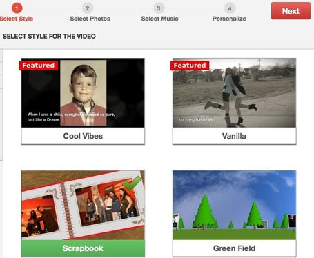 Easily Create Custom Music Videos From Your Favorite Photos with Picovico | An Eye on New Media | Scoop.it