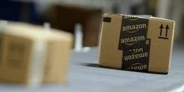 Le premier magasin new-yorkais d'Amazon n'était qu'un immeuble de bureaux | Inside Amazon | Scoop.it