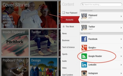 We've Got Your RSS Covered! Save Your Google Reader Feeds Now | Inside Flipboard | Flipboard | Scoop.it