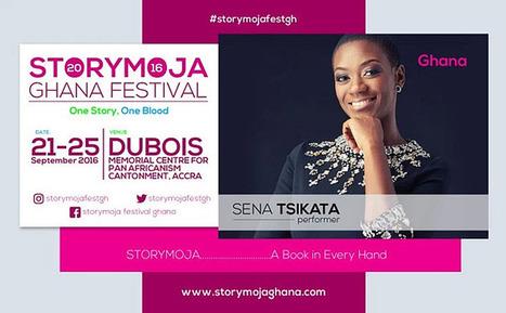 Kenya-Born Storymoja Festival Opens Its New Life in Ghana   Ebook and Publishing   Scoop.it