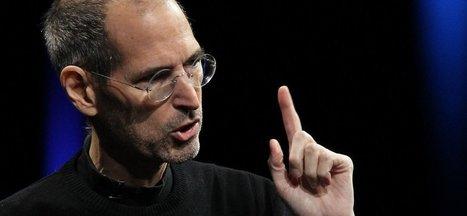 An Inside Look: Steve Jobs Teaches Business Strategy 101 | Management | Scoop.it