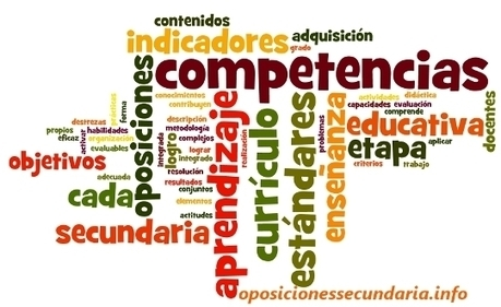 Vocabulario básico de la LOMCE - Oposiciones Secundaria · Info | Oposiciones Educación | Scoop.it