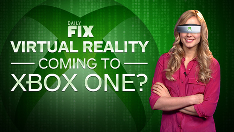Xbox VP Quits Microsoft & VR for Xbox One? - IGN Daily Fix - IGN Daily Fix - IGN Video | Virtual Reality - Oculus Rift | Scoop.it