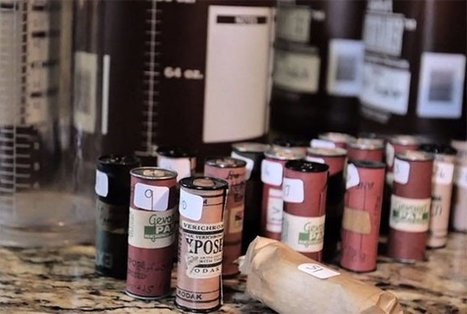 31 Rolls Of Undeveloped WWII Film By A Soldier Discovered And Processed | Fotografía hoy | Scoop.it
