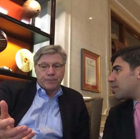 Parag Khanna talks with McKinsey & Company's Rik Kirkland   Geo & OS Intelligence   Scoop.it