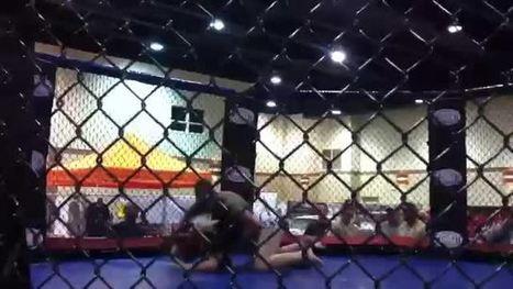 Combat entre un US Marine et une femme pratiquant le Jiu-jitsu brésilien | Trollface , meme et humour 2.0 | Scoop.it