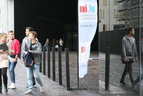 Portes ouvertes de l'Uni à Belval   Belval   Scoop.it