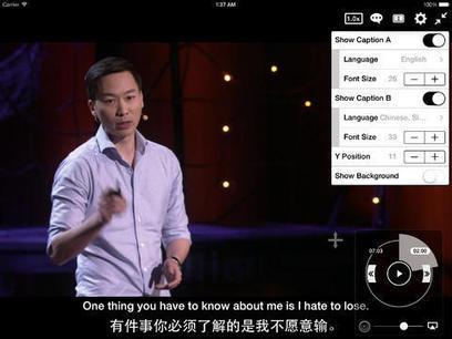 TEDiSUB: TED Videos on iPad | skincare | Scoop.it