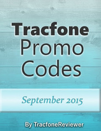 TracfoneReviewer: Tracfone Promo Codes for September 2015   Tracfone Reviews and Promo Codes   Scoop.it