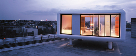 12 casas prefabricadas en las que querrás entrar a vivir | GeekNautas | Scoop.it