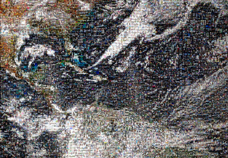 "NASA's earth mosaic...""let me take another SELFIE"" 