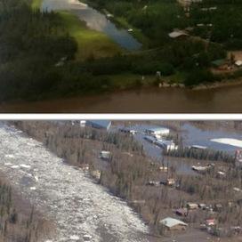 Stop and Smell the Lichen: Galena Flood reflief fund raising...   Alaska   Scoop.it