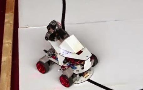 Arduino & Raspberry Notepad: Concours HELHa - la robotique ludique et découverte de l'association Caliban   Android & DIY   Scoop.it