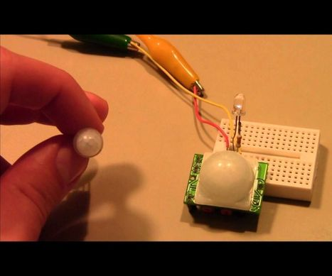 Arduino And PIR Sensor Interface | Raspberry Pi | Scoop.it