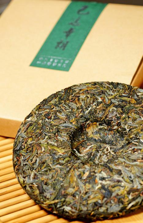 2013 spring tea raw tea Ye TeaNaga , Chung Chun Series Bada Zhang Lang 200g Seven tea cakes 7oz | Black Tea | Scoop.it