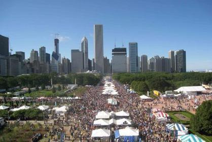 Taste of Chicago moves ahead with Chef Du Jour   Chef lineup   Diary of a serial foodie   Scoop.it