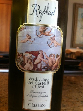Le Marche Wines in US: Raphael 2014 Verdicchio dei Castelli di Jesi Classico - Piersanti Vini | Wines and People | Scoop.it