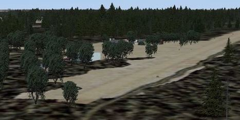 FSX/FSX-SE – Scenery FL19 Crosswind Farm Airport | PerfectFlight | Scoop.it