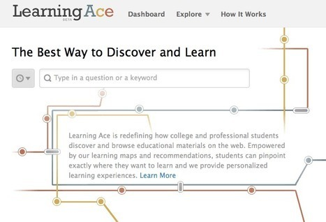 Learning Ace   Digital Artifacts that Engage Students   Scoop.it