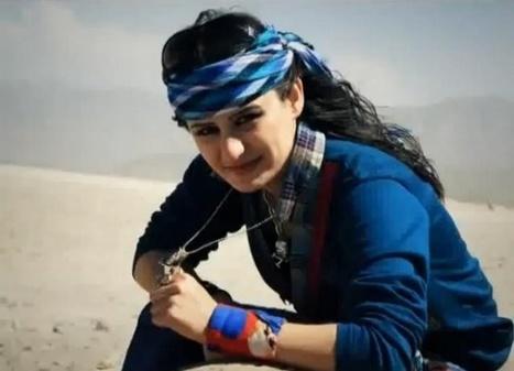 Afghan Female Rapper at Helm of Hip Hop Revolution | Rap and Hiphop Music Change | Scoop.it