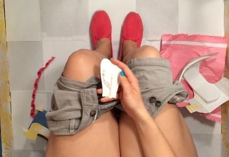 Teste de gravidez simples e inovador é feito de papel   Eco   Scoop.it