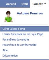 Protéger son compte facebook en 5 étapes | Trucs, Conseils et Astuces | Scoop.it