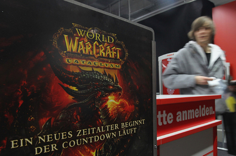Call of Duty and World of Warcraft double as language class | Video games affect on society | Scoop.it
