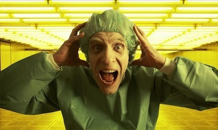 Get in the mind of David Cronenberg via his 'Body/Mind/Change' | Transmedia: Storytelling for the Digital Age | Scoop.it