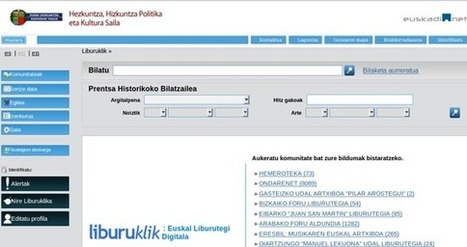 Eusko Jaurlaritza eta Euskadiko editoreen arteko akordioa, liburu digitalak on line maileguan emateko | iBooks liburu digitalak | Scoop.it