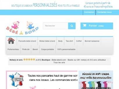 Boutique en ligne de body personnalisé | Annuaire SeObjectif | Scoop.it