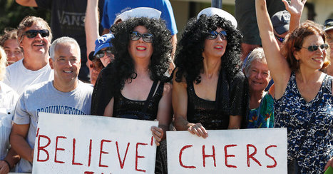 Cher's Latest Road Show? The Campaign Trail | A WORLD OF CONPIRACY, LIES, GREED, DECEIT and WAR | Scoop.it