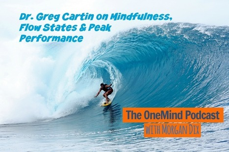 Dr. Greg Cartin on Mindfulness, Flow States & Peak Performance - About Meditation | About Meditation | Scoop.it