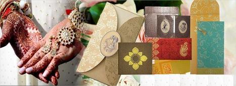 A BEAUTIFUL TRADITION OF INVITATION IN HINDU MARRIAGES | Hindu Wedding Cards | Scoop.it