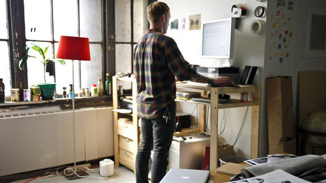 "Standing Desks Are ""Just Fashionable and Not Proven Good for Your Health"" 