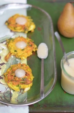 Indian-Inspired Latkes Recipe Details | Recipe database | washingtonpost.com | Food for Foodies | Scoop.it
