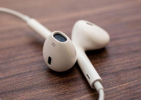 Apple : les EarPods bientôt à l'écoute de votre santé ? | News e-santé | Scoop.it