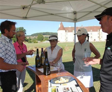 Chailly-sur-Armançon | Le golf s'ouvre aux produits du terroir - Le Bien Public | Nouvelles du golf | Scoop.it