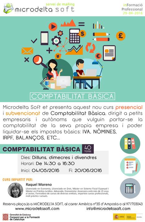 Comptabilitat Bàsica   Ulldecona desenvolupament econòmic   Scoop.it
