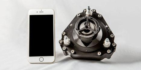 X-mini, le micro-moteur qui va révolutionner la propulsion | Post-Sapiens, les êtres technologiques | Scoop.it