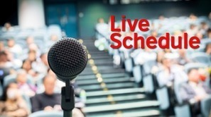 Live Schedule | IATEFL Online 2016 | Learning Technology News | Scoop.it