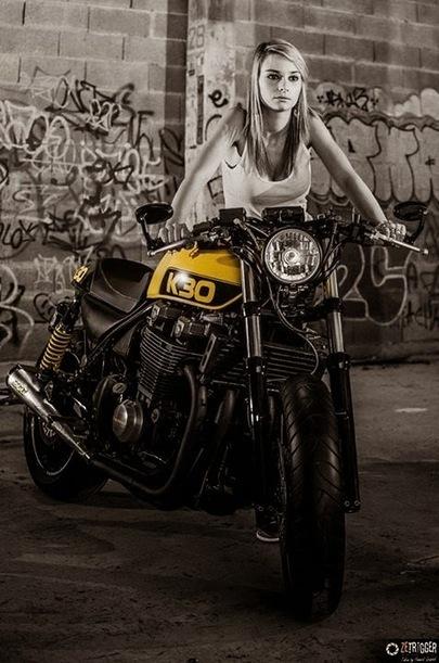 Kawasaki Zephyr 1100 K30