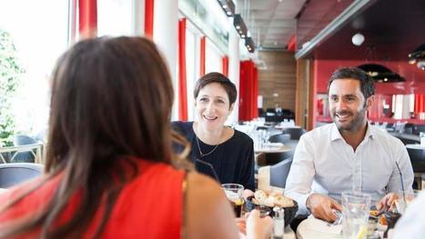 Les Français, amateurs de la longue pause-déjeuner au travail | Moodle and Web 2.0 | Scoop.it