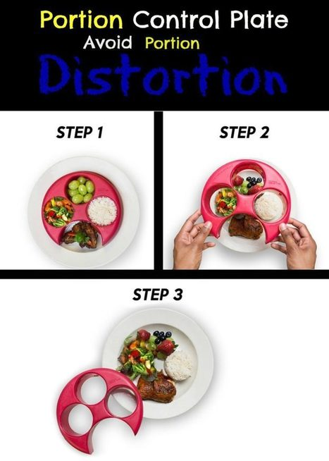 Best Portion Control Tips: 11 Ways to Avoid Portion Distortion   Health Habits   Scoop.it