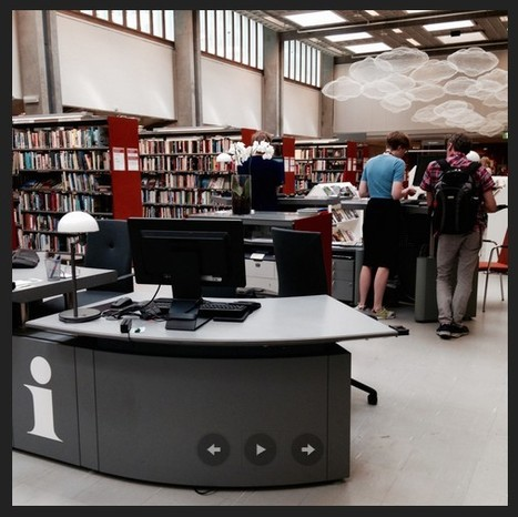 L'art de la bibliothèque ou le design suédois en 10 leçons | Bibliothèques en évolution | Scoop.it