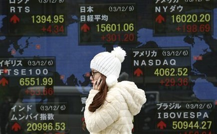 Asian stock markets muted as China data awaited - MiamiHerald.com | Buss 4 | Scoop.it