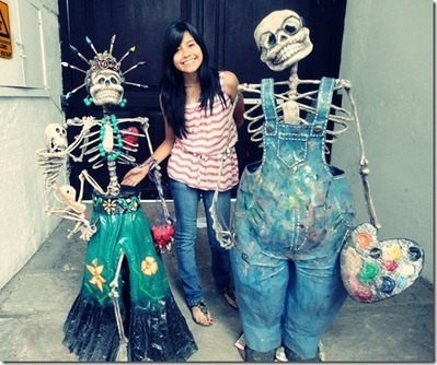 My friends, the skeletons | Funny Blaster | Scoop.it