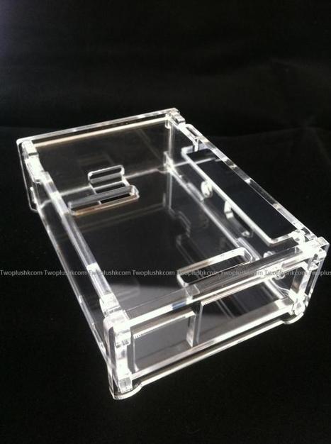 Raspberry Pi 2 and Model B + (B Plus) Transparent Box Case | Raspberry Pi | Scoop.it