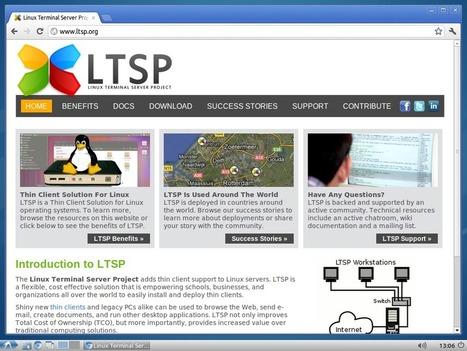 LTSP.fi | Tablet opetuksessa | Scoop.it