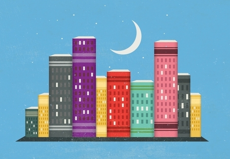 City Slickers: 5 Books About The Urban Experience : NPR | McG New Orleans Housing | Scoop.it