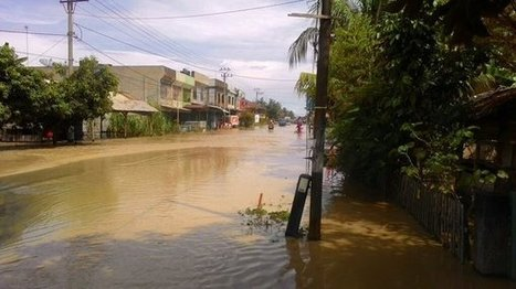 CAT Events - Floods and Landslides Affect Thousands in Indonesia, Malaysia and Thailand - FloodList | AIRnews - CATWeek du 10.11.2016 | Scoop.it